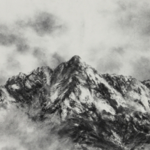第16回国際墨画会展 出展作品(2016年)